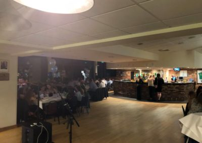 lounge awards night